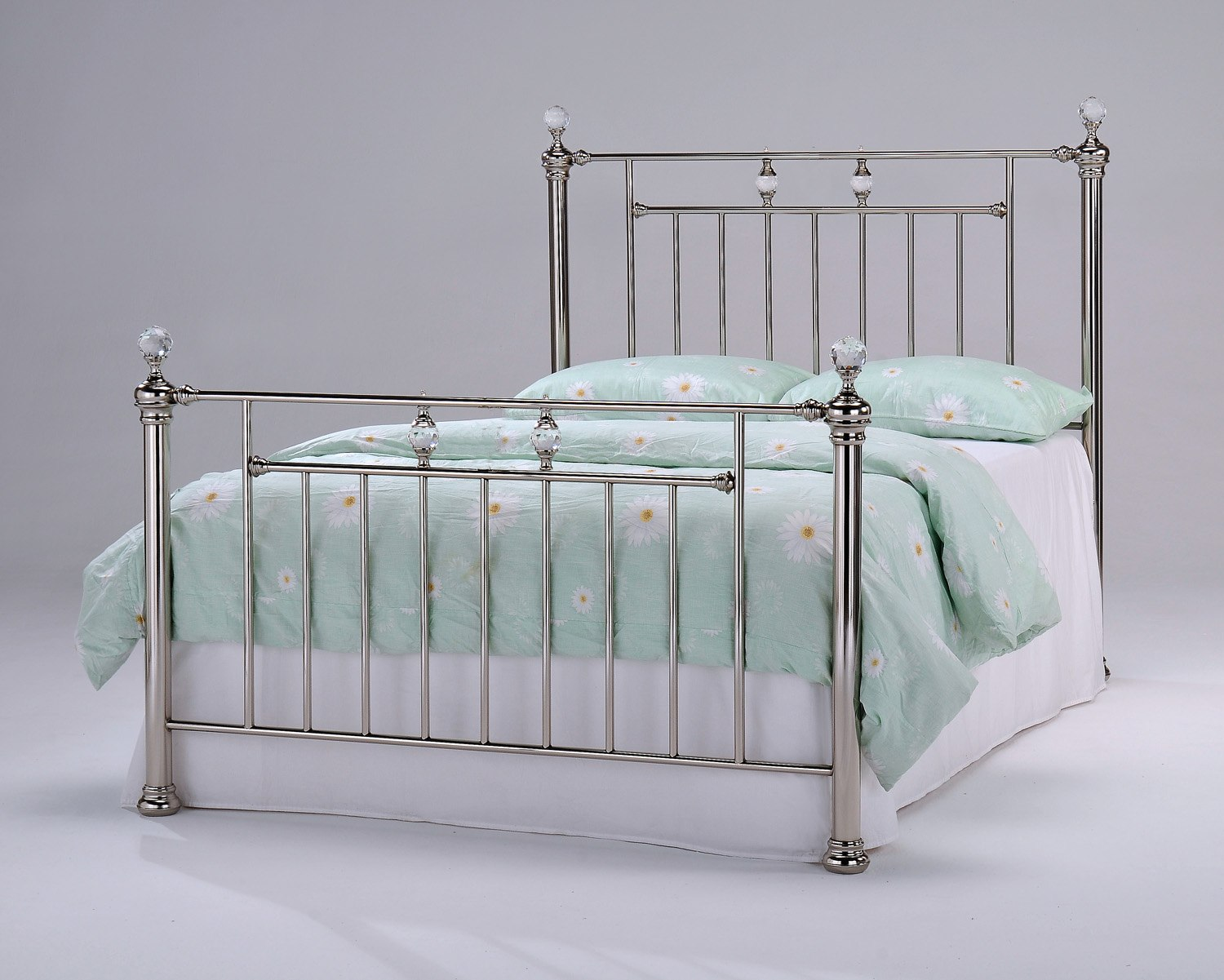 OPULENCE metal bed Available from the World of Beds, Askern, Doncaster, South Yorkshire