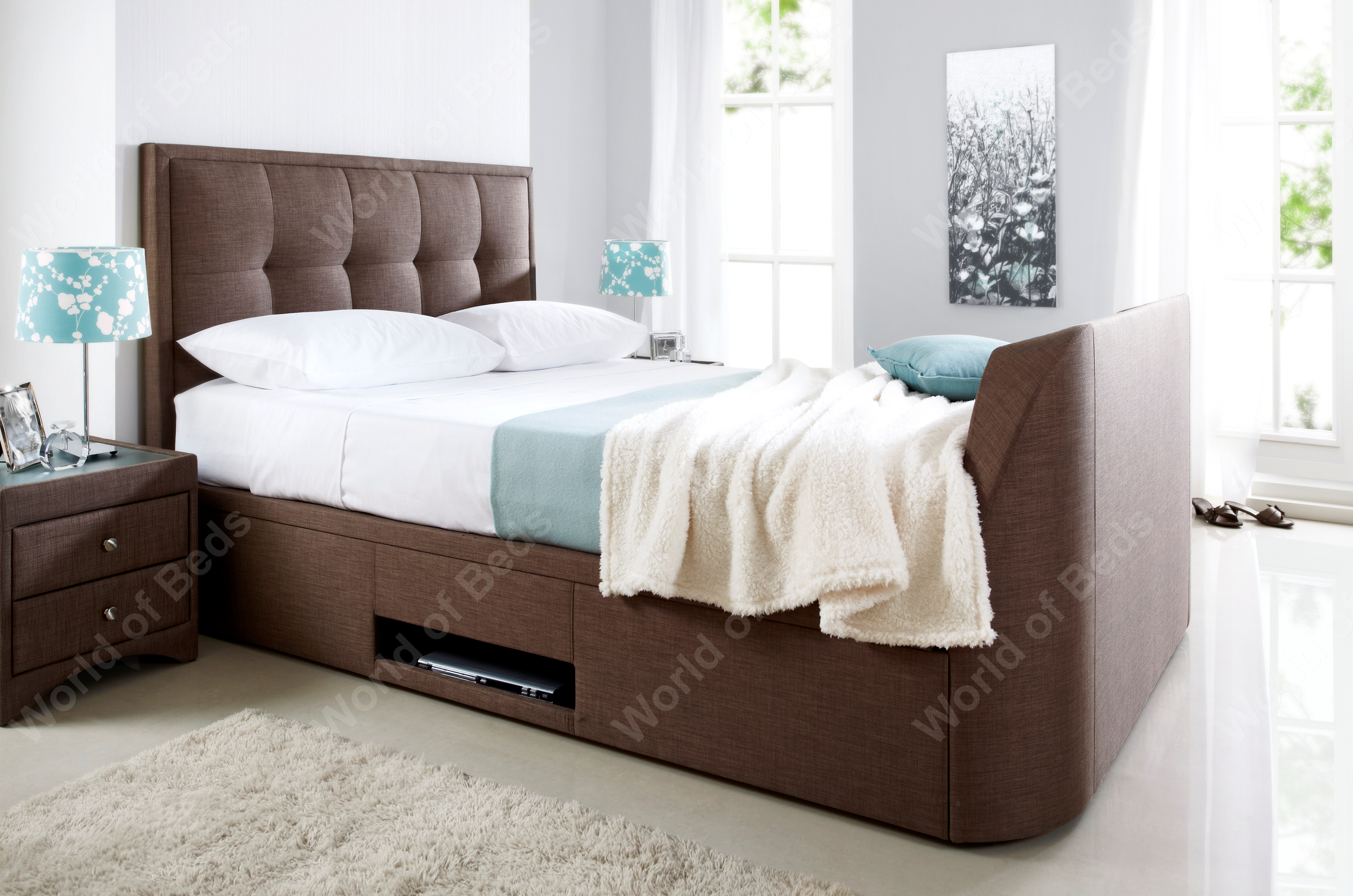 Kaydian Windermere TV Bed