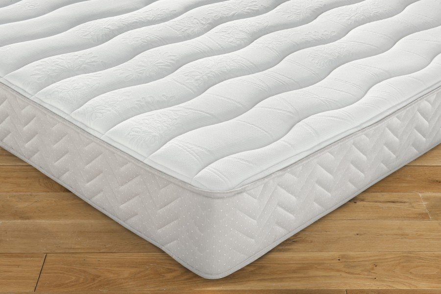Silentnight Rio Mattress Miracoil Ecofibre Single The