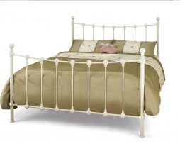 Marseilles Ivory King Bed
