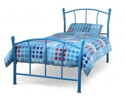 Penny Blue Bed