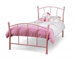 Penny Pink Bed