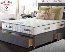 Sealy Pocket 1200 Madeleine Mattress