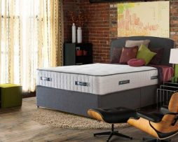 Sealy Pocket 2400 Roma Mattress