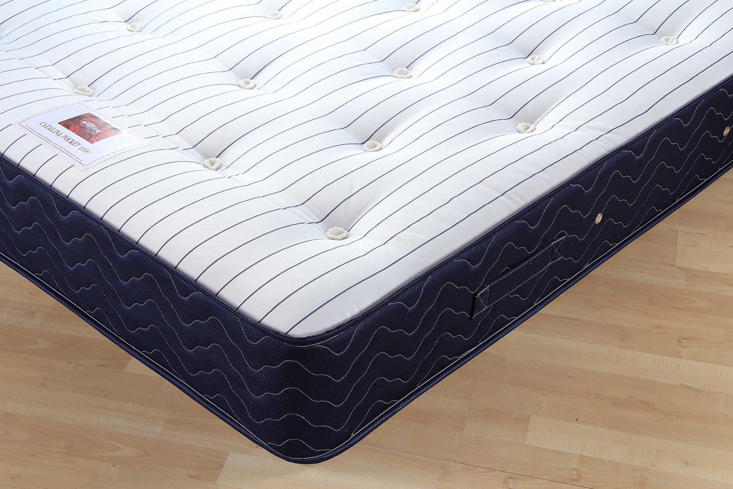 CATALINA POCKET MATTRESS CORNER NAVY