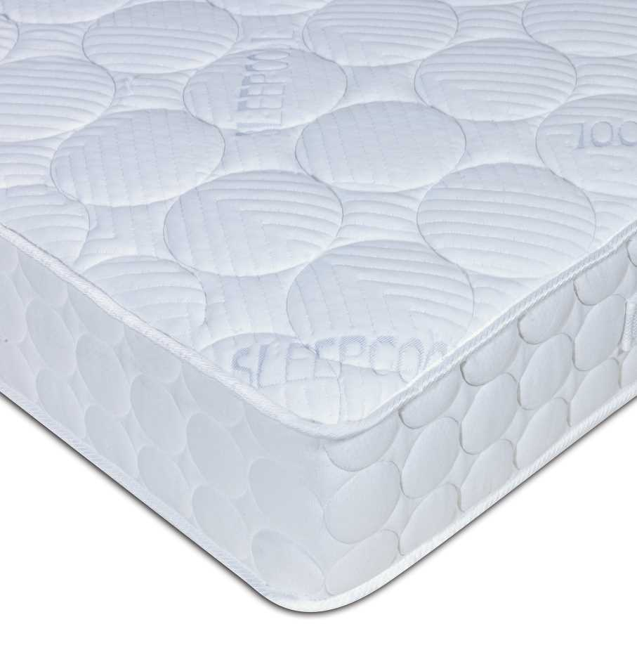 Flexcell Pocket 1000 20cm deep Sleepcool cover available from the world of beds, doncaster, south yorkshire