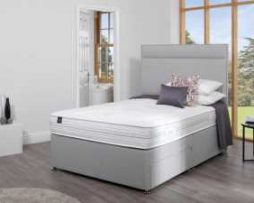 The Salus Premier 1200 Viscoool Divan Bed available from the world of beds