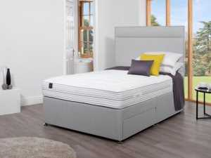 Viscool 1000 pocket mattress available from the world of beds, doncaster, south yorkshire