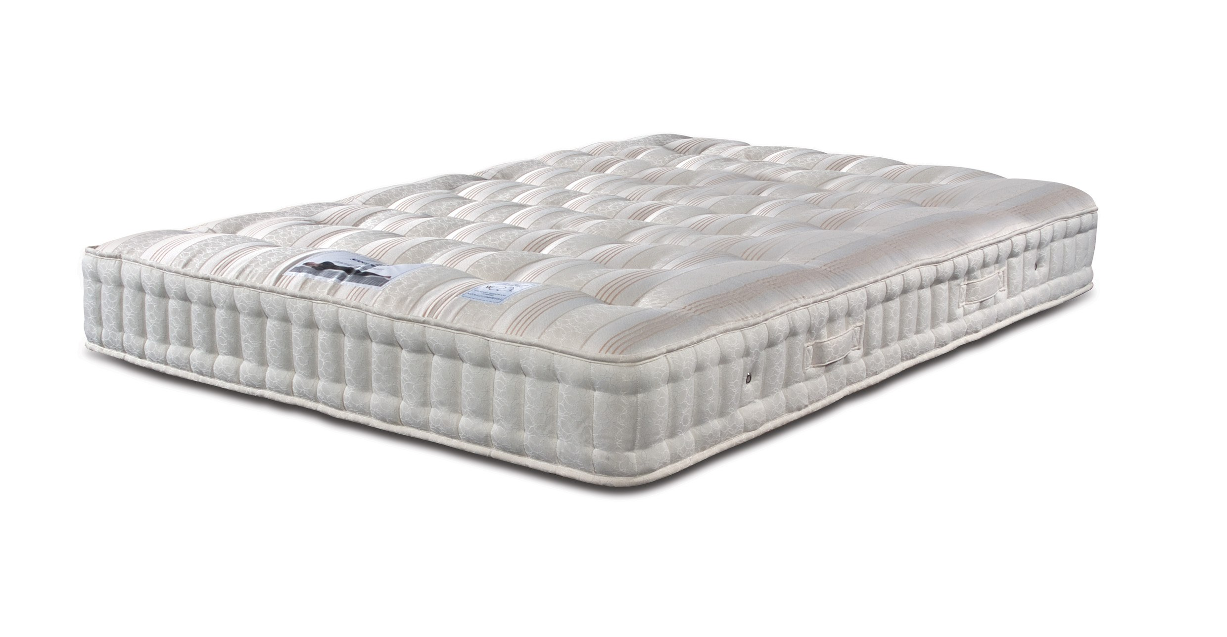 Backcare Extreme 1000 Mattress available from the world of beds, doncaster, south yorkshire
