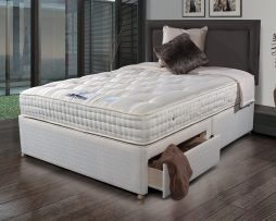 Backcare Luxury 1400 available from the world of beds, doncaster, south yorkshire