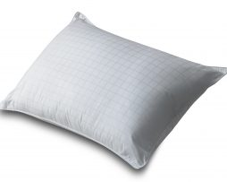 Serenity Deluxe Pillow Dunlopillo available from the world of beds, doncaster