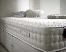 The Backcare 3000 mattress available from the world of beds, doncaster