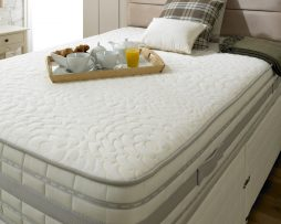 The Eliza 2000 mattress available from the world of beds, doncaster