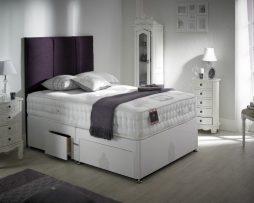 The Natural Sleep 1000 available from the world of beds, doncaster