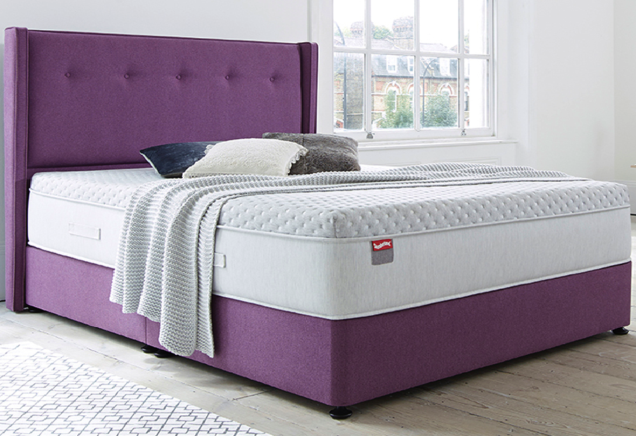 Slumberland Grace Mattress King Size The World Of Beds