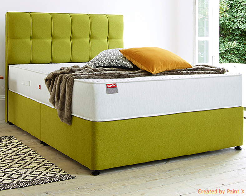 Slumberland Tempo Mattress Super King Size The World Of Beds